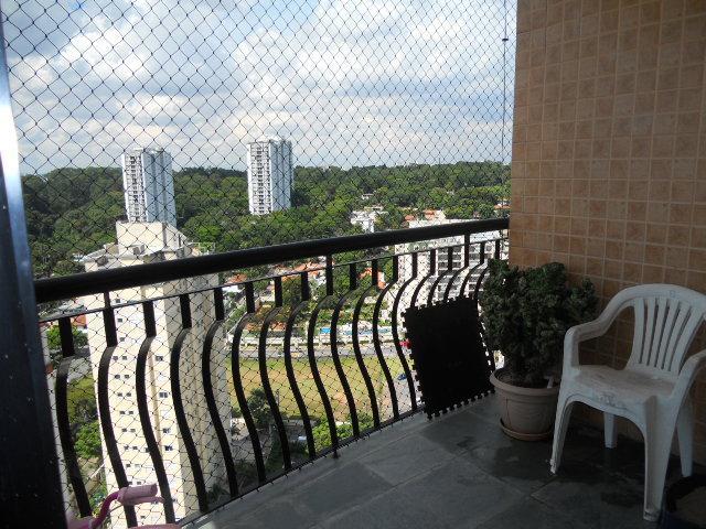 Chac. Alto da Boa Vista - Apto 1 Dorm, Alto da Boa Vista, São Paulo - Foto 4