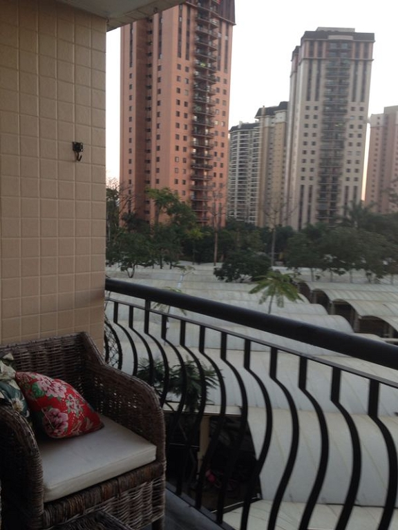Chac. Alto da Boa Vista - Apto 3 Dorm, Alto da Boa Vista, São Paulo - Foto 12