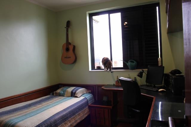 Ed. Ogoporã - Apto 4 Dorm, Bosque da Saúde, São Paulo (3474)