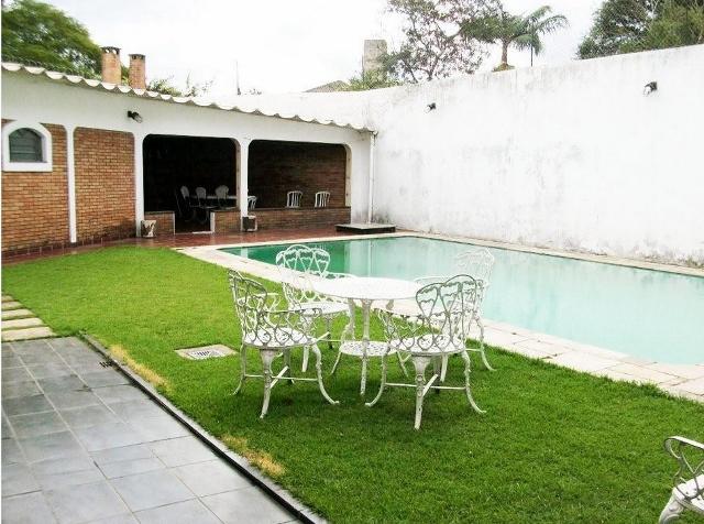 Casa 4 Dorm, Interlagos, São Paulo (3566) - Foto 2