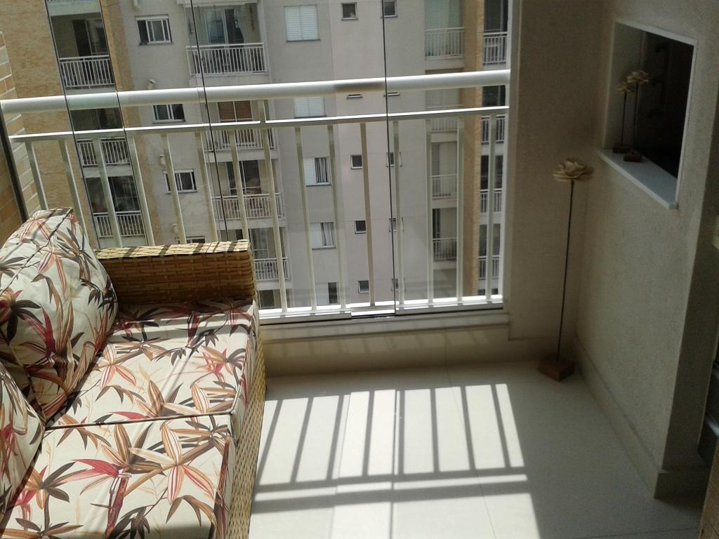 Reserva dos Lagos - Apto 3 Dorm, Campo Grande, São Paulo (3589) - Foto 3