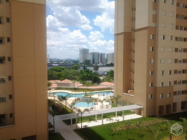 Cond. Terrara - Apto 2 Dorm, Campo Grande, São Paulo (3616)