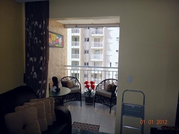 Reserva dos Lagos - Apto 3 Dorm, Campo Grande, São Paulo (3759) - Foto 10