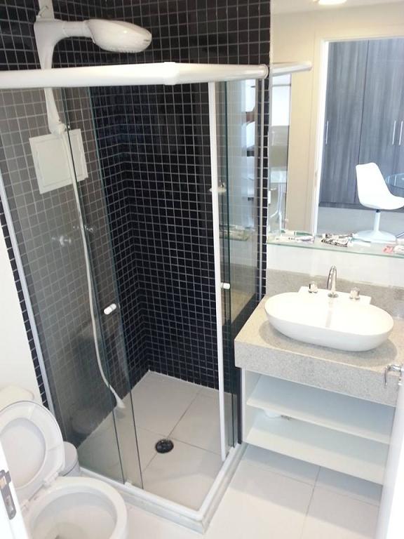 Diseño Campo Belo - Loft 1 Dorm, Vila Nova Conceição, São Paulo (3788) - Foto 3