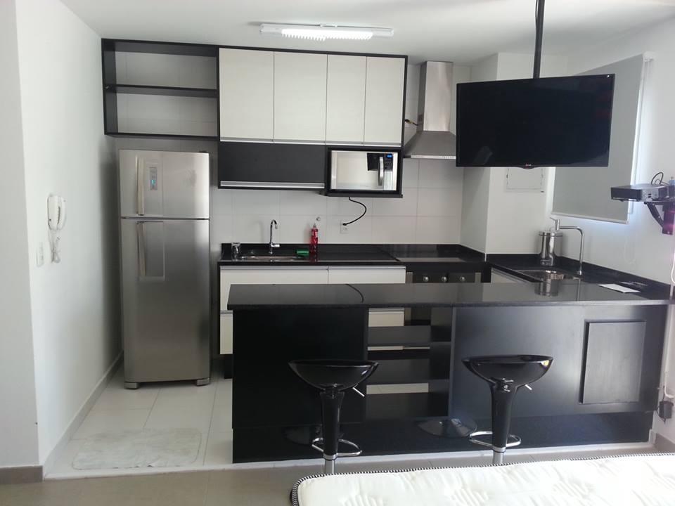 Diseño Campo Belo - Loft 1 Dorm, Vila Nova Conceição, São Paulo (3788) - Foto 4