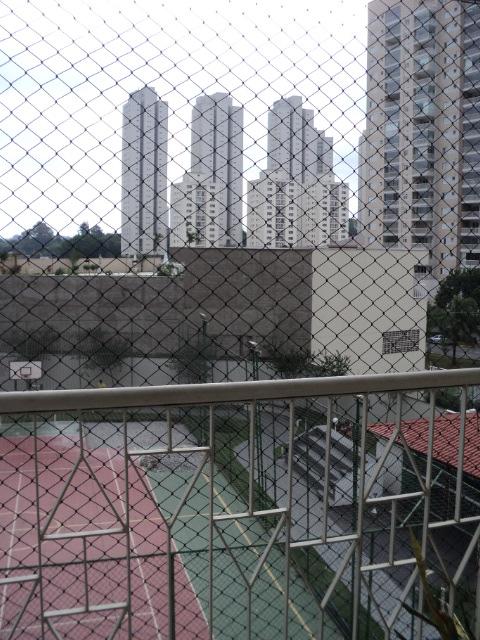Residencial Marajoara - Apto 3 Dorm, Jardim Marajoara, São Paulo