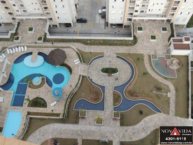 Reserva dos Lagos - Apto 2 Dorm, Campo Grande, São Paulo (4018) - Foto 4