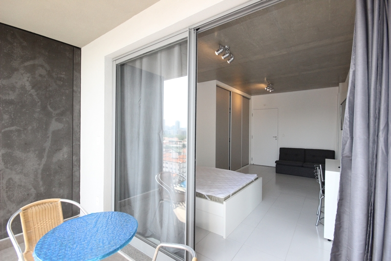 Indi - Vila Olímpia - Loft 1 Dorm, Vila Olímpia, São Paulo (4036) - Foto 7