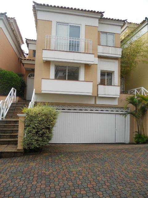 Courtyard Village - Casa 3 Dorm, Alto da Boa Vista, São Paulo (4040)