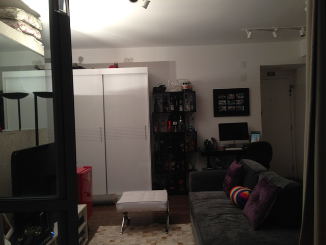 Vision Brooklin - Apto 2 Dorm, Brooklin Paulista, São Paulo (4159) - Foto 2