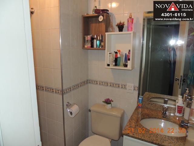 Edifício Itauba - Apto 2 Dorm, Parque Munhoz, São Paulo (4174) - Foto 10