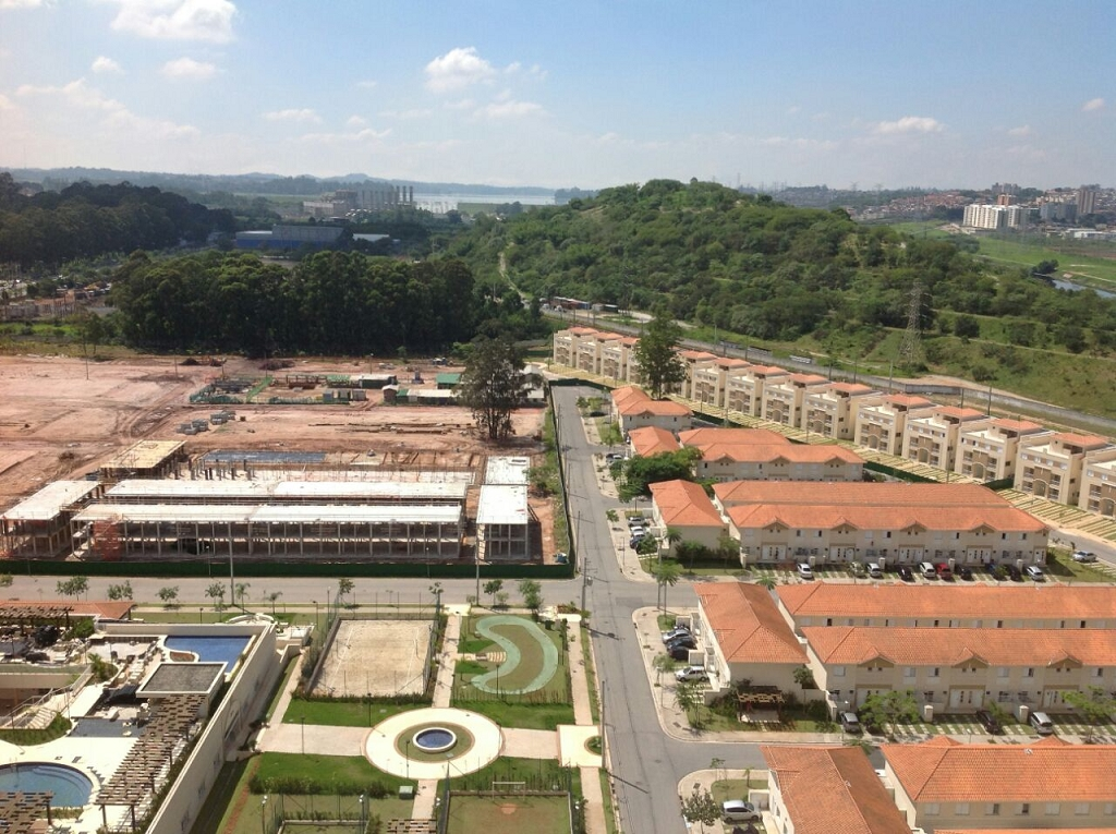 Cond. Terrara - Apto 2 Dorm, Jardim Umuarama, São Paulo (4206) - Foto 9