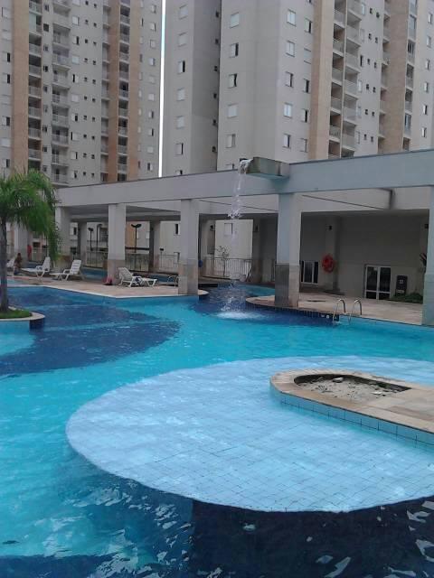 Reserva dos Lagos - Apto 3 Dorm, Campo Grande, São Paulo (4264) - Foto 10