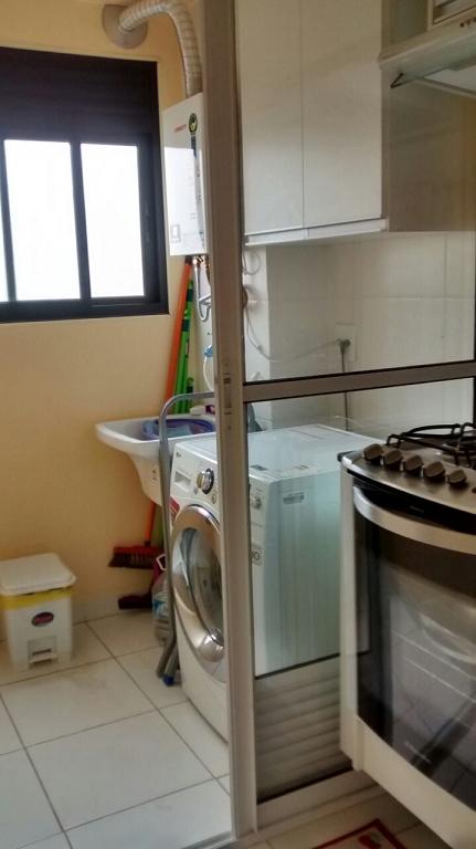Interclube - Apto 2 Dorm, Jardim Consórcio, São Paulo (4275) - Foto 5