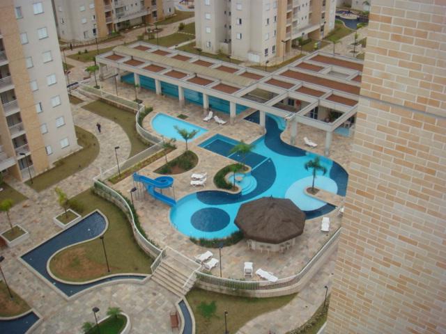 Reserva dos Lagos - Apto 3 Dorm, Campo Grande, São Paulo (4337) - Foto 18