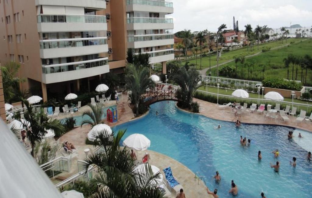 Oasis SPA & Home Resort - Apto 4 Dorm, Jardim Três Marias, São Paulo - Foto 2
