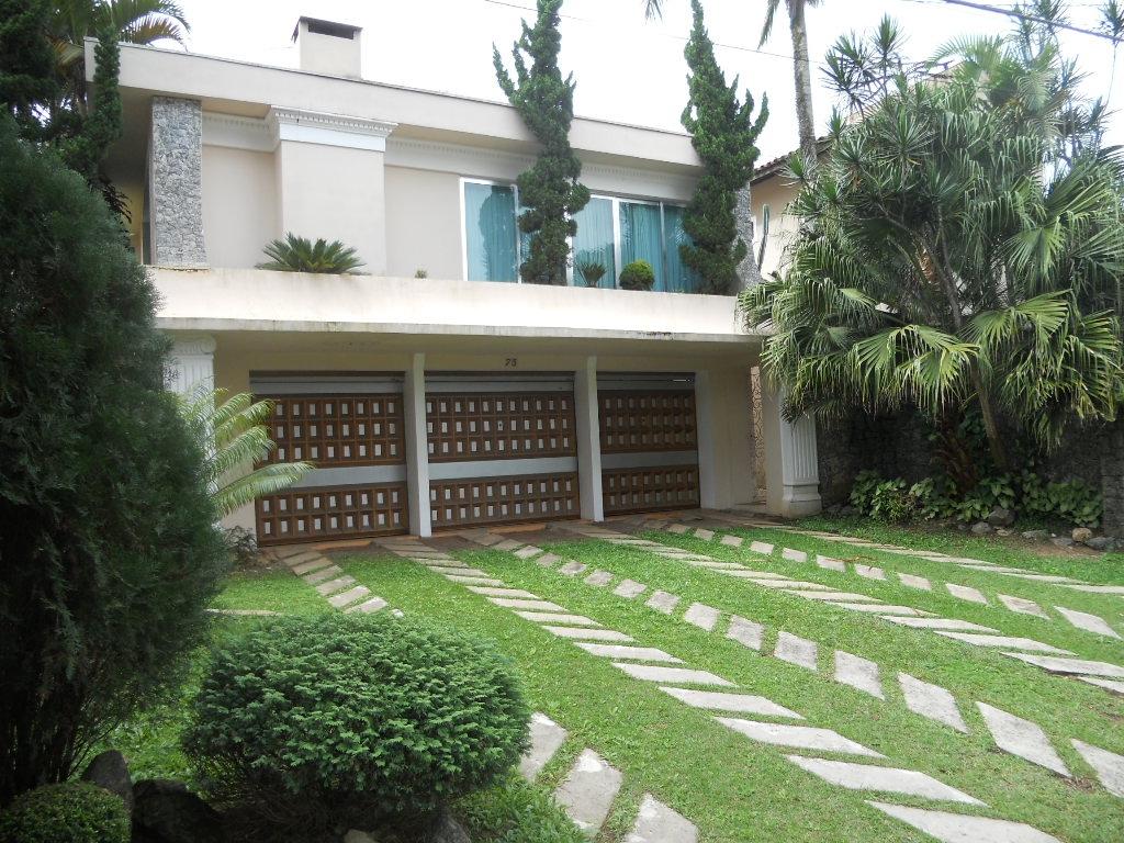 Bolsão Residencial de Interlagos - Casa 5 Dorm, Interlagos, São Paulo