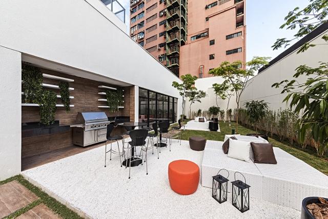 D nº á - Faria Lima - Apto 1 Dorm, Pinheiros, São Paulo (4499) - Foto 10