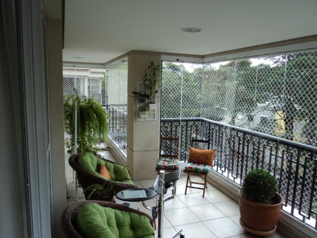 Alpenhaus - Apto 3 Dorm, Santo Amaro, São Paulo (4561) - Foto 5