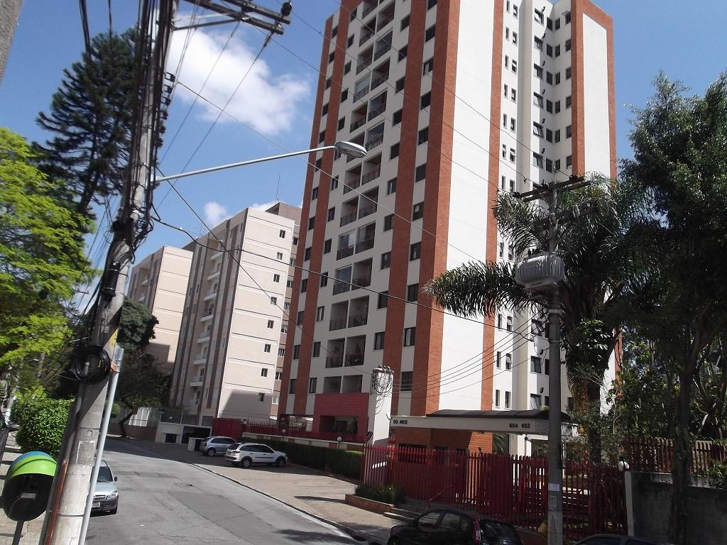 Edificio Nice - Apto 3 Dorm, Jardim Monte Kemel, São Paulo (4577) - Foto 9