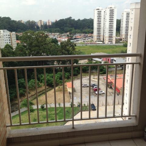 Reserva dos Lagos - Apto 2 Dorm, Campo Grande, São Paulo (4593) - Foto 11