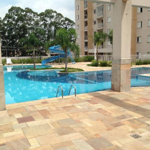 Reserva dos Lagos - Apto 2 Dorm, Campo Grande, São Paulo (4593) - Foto 14