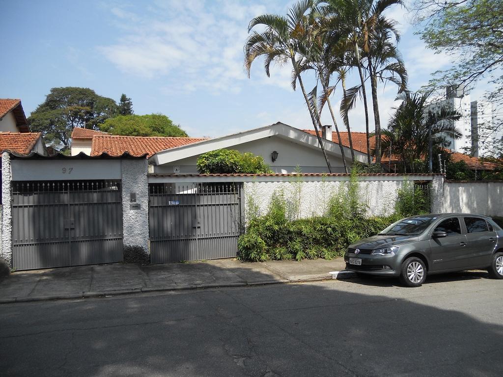 Casa 4 Dorm, Alto da Boa Vista, São Paulo (4666) - Foto 2