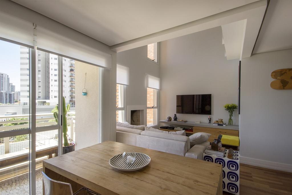Village Brooklin Lofts - Apto 2 Dorm, Chácara Santo Antônio (zona Sul) - Foto 7