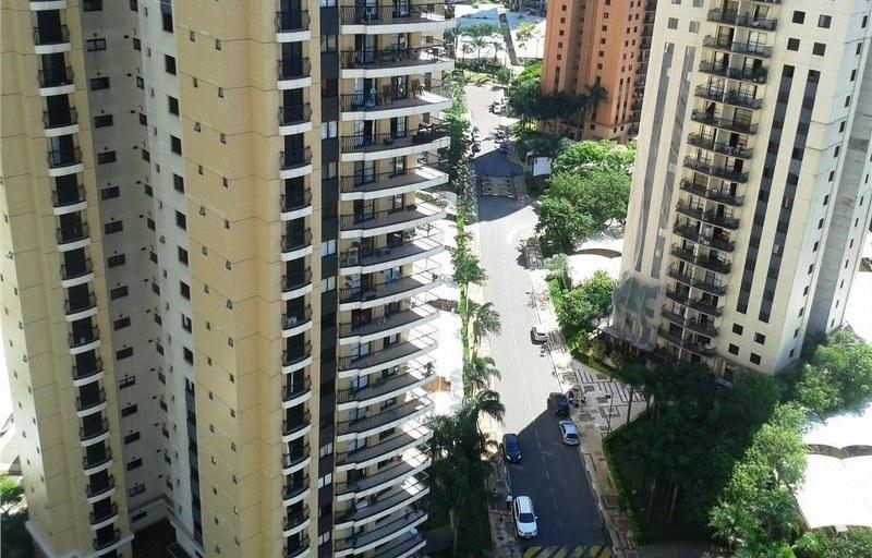 Chac. Alto da Boa Vista - Apto 3 Dorm, Alto da Boa Vista, São Paulo - Foto 31