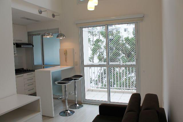 Cond. Ed. Impression - Loft 1 Dorm, Vila Andrade, São Paulo (4962) - Foto 3