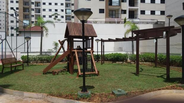 Interclube - Apto 3 Dorm, Jardim Umuarama, São Paulo (5045) - Foto 11