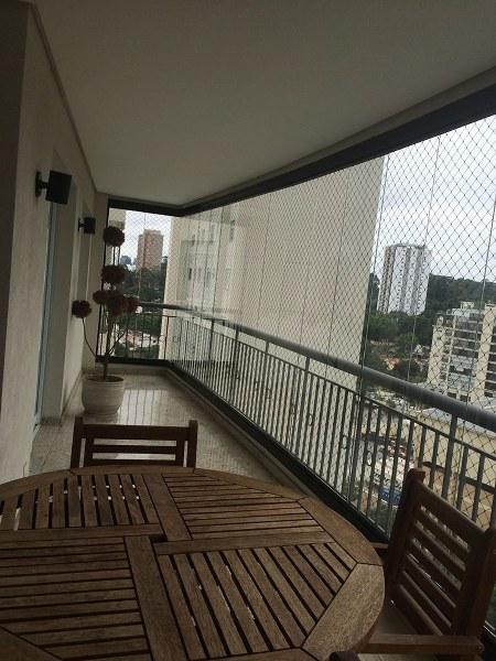 Villa Natura - Apto 3 Dorm, Santo Amaro, São Paulo (5079)