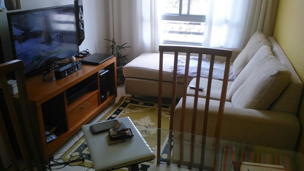 Morada dos Passaros - Apto 2 Dorm, Jd. Sabara, São Paulo (5152) - Foto 2