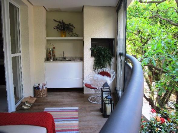 Cond. Patio das Figueiras - Apto 3 Dorm, Vila Mascote, São Paulo