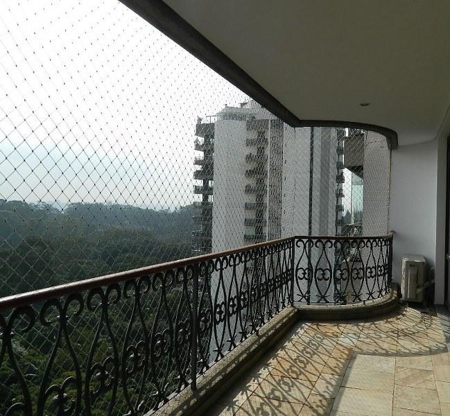 Chácara Santa Elena - Apto 4 Dorm, Alto da Boa Vista, São Paulo (5192)