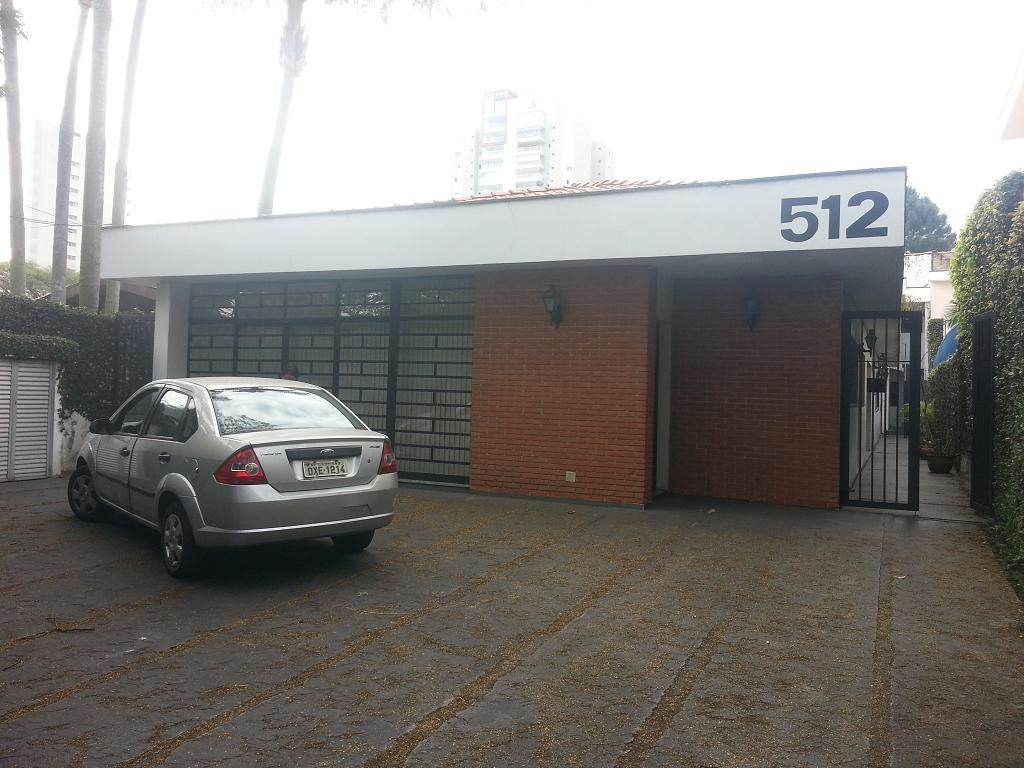 Casa 4 Dorm, Chácara Santo Antônio (zona Sul), São Paulo (5241)