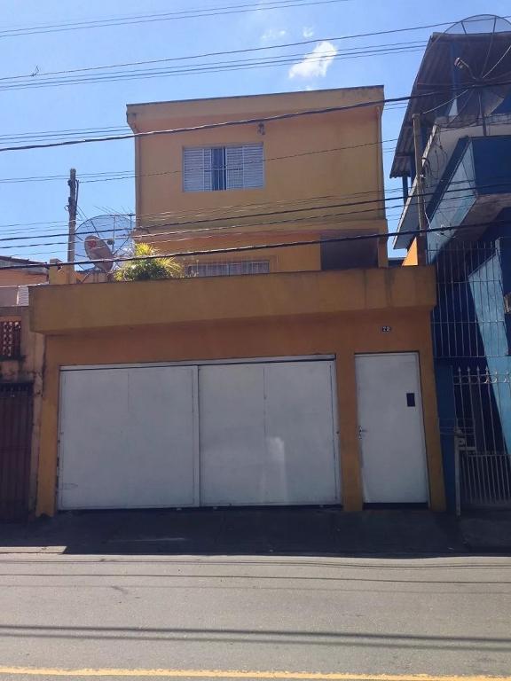 Casa 4 Dorm, Jd. Santa Efigênia, São Paulo (5281)