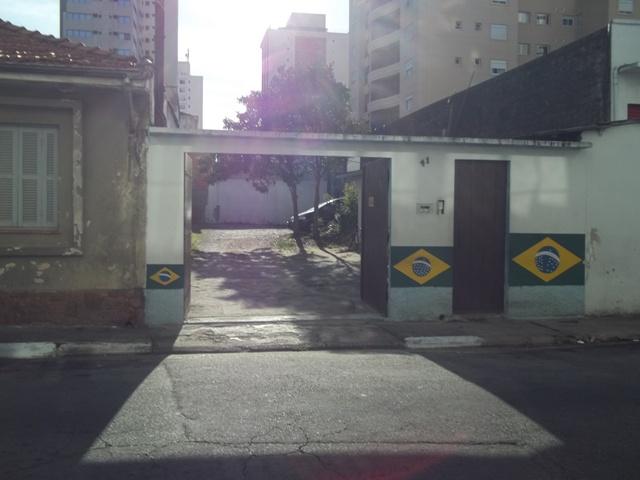 Terreno, Chácara Santo Antônio (zona Sul), São Paulo (5296)