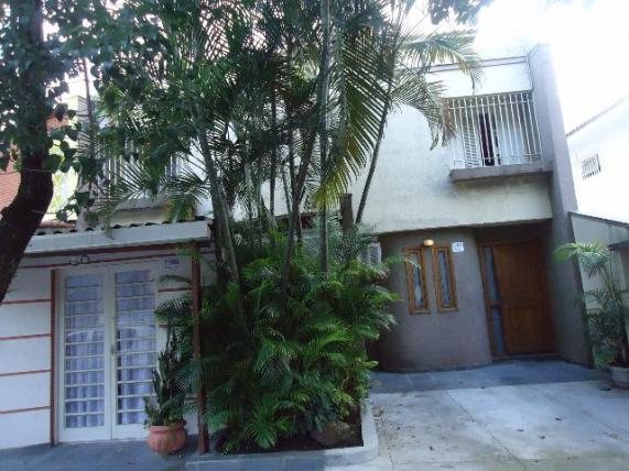 Casa 3 Dorm, Chácara Santo Antônio (zona Sul), São Paulo (5332)