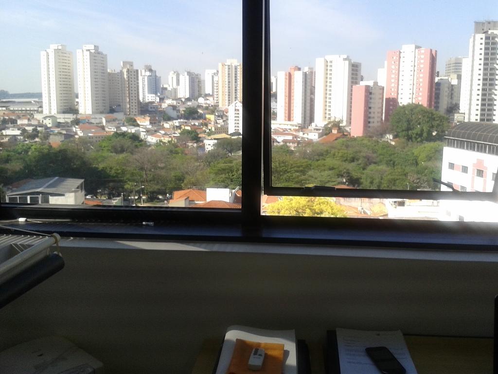 Indianópolis Office Center - Sala, Vila Monte Alegre, São Paulo (5342)