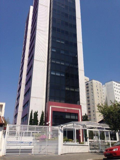 Indianópolis Office Center - Sala, Vila Monte Alegre, São Paulo (5343)