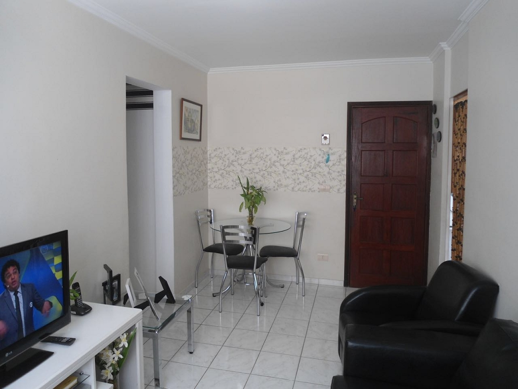 Residencial Flórida - Apto 2 Dorm, Guarapiranga, São Paulo (5397)