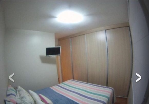 Reserva dos Lagos - Apto 3 Dorm, Campo Grande, São Paulo (5371)
