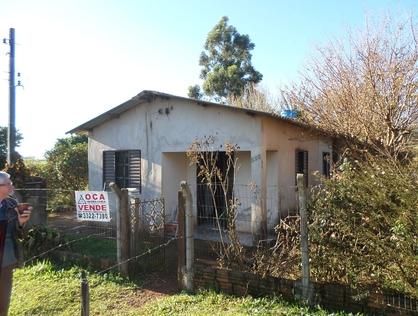 Ver mais detalhes de Casa com 2 Dormitórios  em Progresso - Cruz Alta/RS