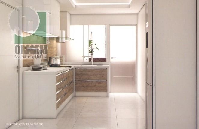 Cozinha - Decorado ilustrativo