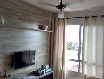 Ver mais detalhes de Apartamento com 2 Dormitórios  em Conjunto Habitacional Santiago II - Londrina/PR