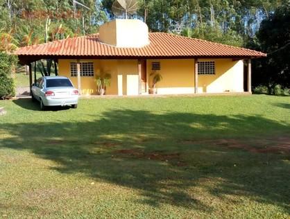 Ver mais detalhes de Rural com 3 Dormitórios  em Bairro Ubá - Santo Antônio da Platina/PR