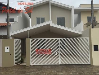 Ver mais detalhes de Casa com 3 Dormitórios  em Chácara Moralina - Santo Antônio da Platina/PR