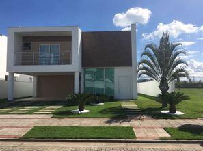 Ver mais detalhes de Casa com 4 Dormitórios  em Alphaville Jacuhy - Serra/ES