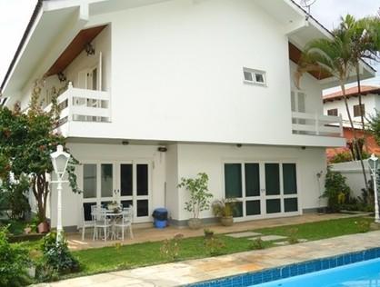 Ver mais detalhes de Casa com 4 Dormitórios  em Alphaville Residencial Um - Barueri/SP